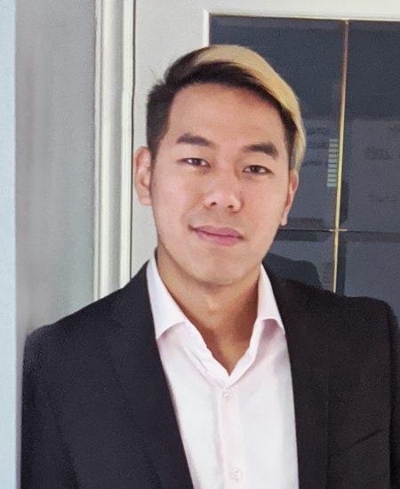 Headshot of Richard Bui